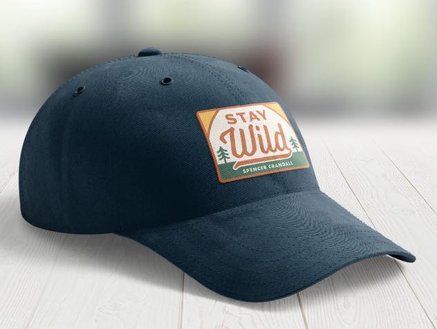 Spencer Crandall - Hat Badge
