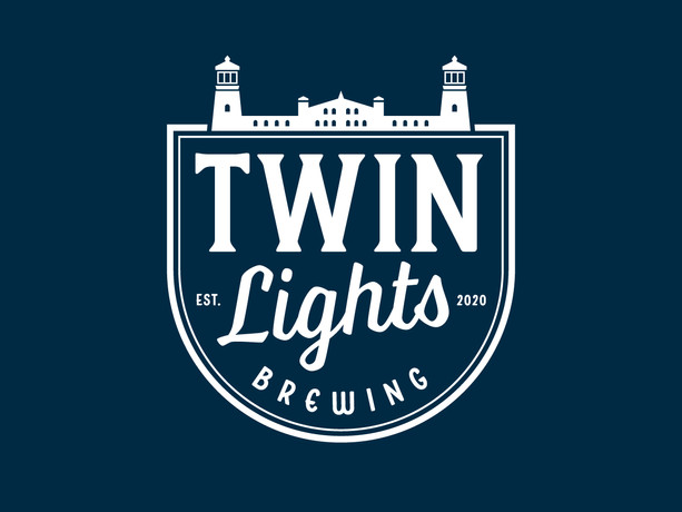 Twin Lights Brewing Logo