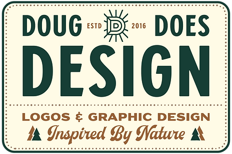 Badge Design for Outdoor Graphic Designer