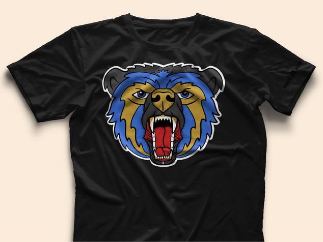Traditional Bear Shirt Design