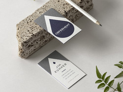 Vineyard Consulting Business Card Design