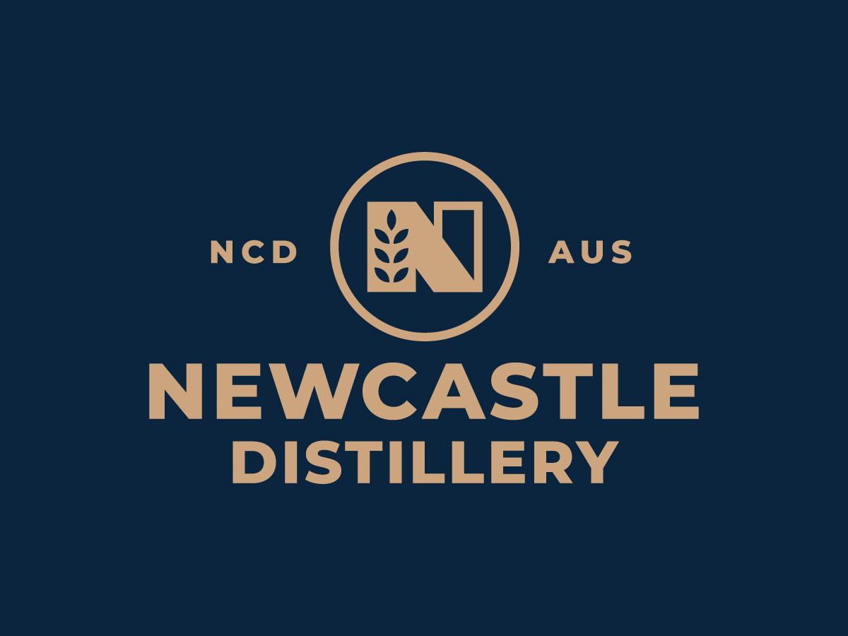 Whiskey Distillery Logo