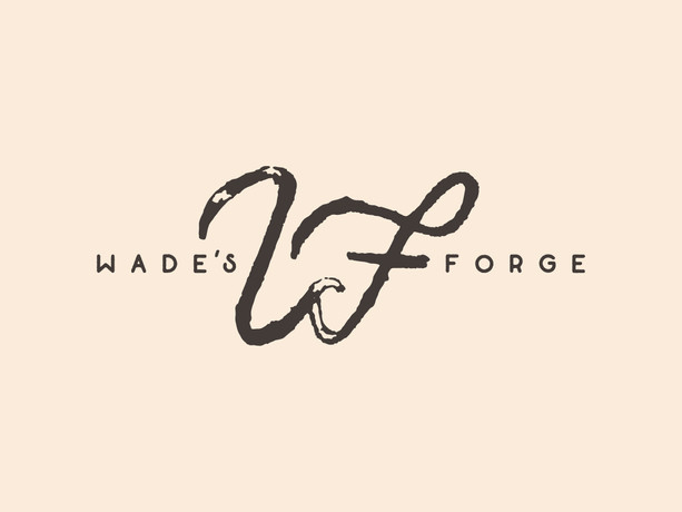 Wade's Forge Woodworking Logo