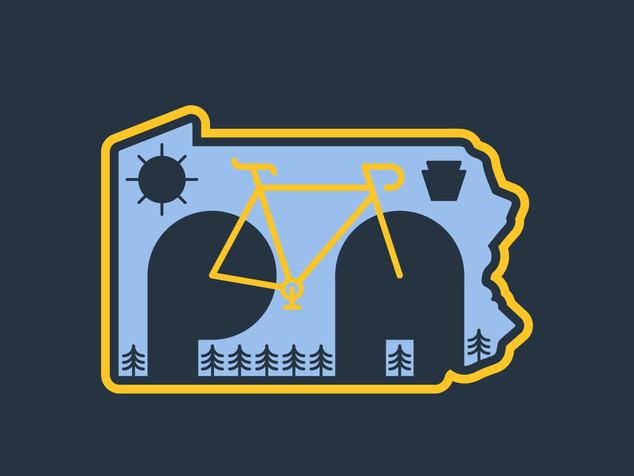 Bike PA Badge