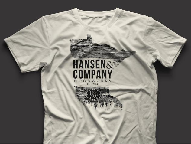 Hansen & Company Woodworks Apparel Design