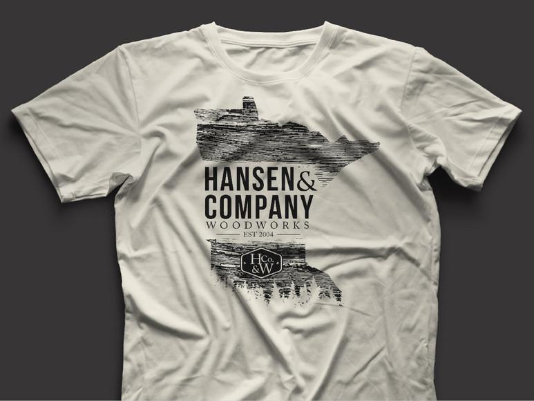 Woodworking T-Shirt Design