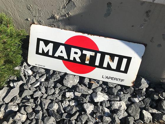 Martini-Emailschild