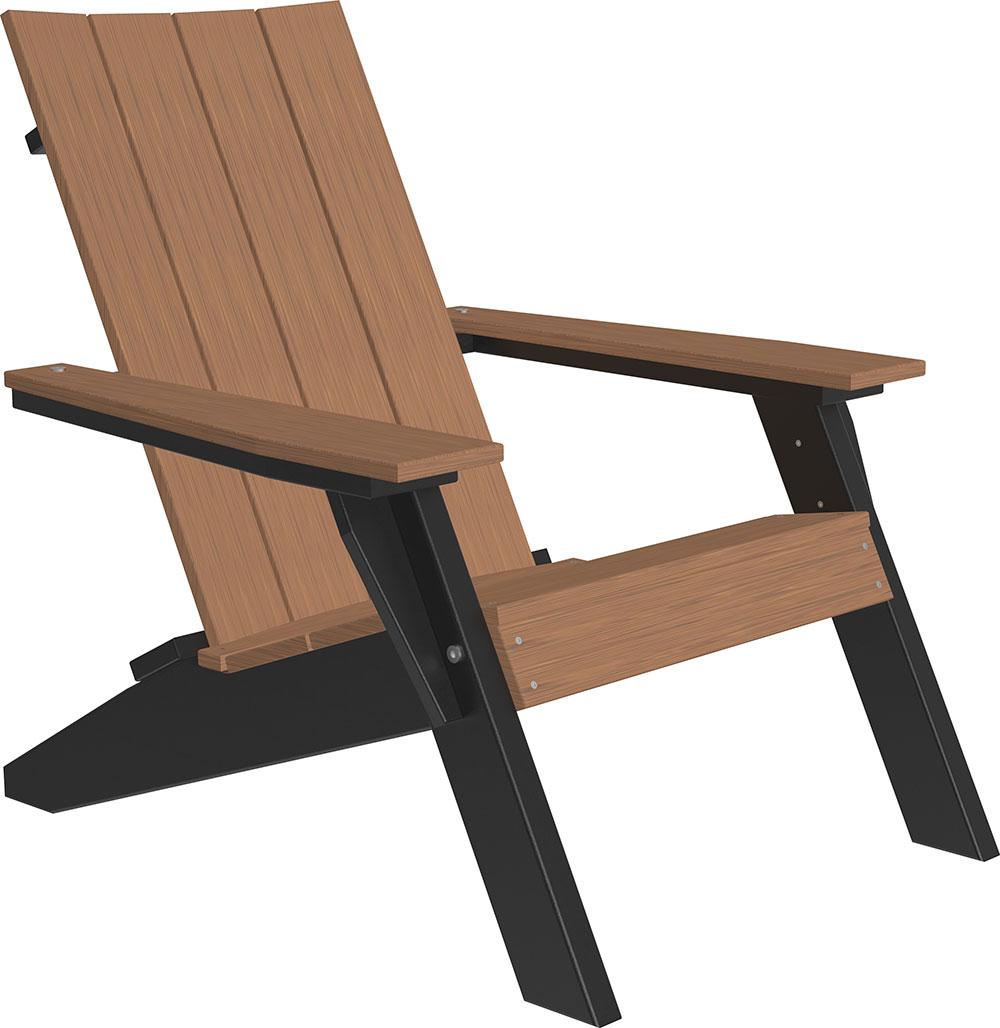 Urban adirondack chair