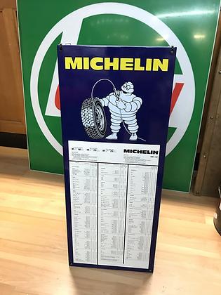Michelin Email-Pneutabelle
