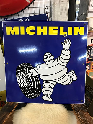 Michelin-Emailschild