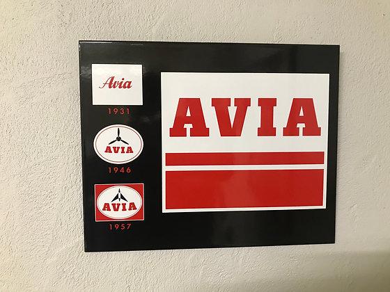 AVIA Logo-Emailschild