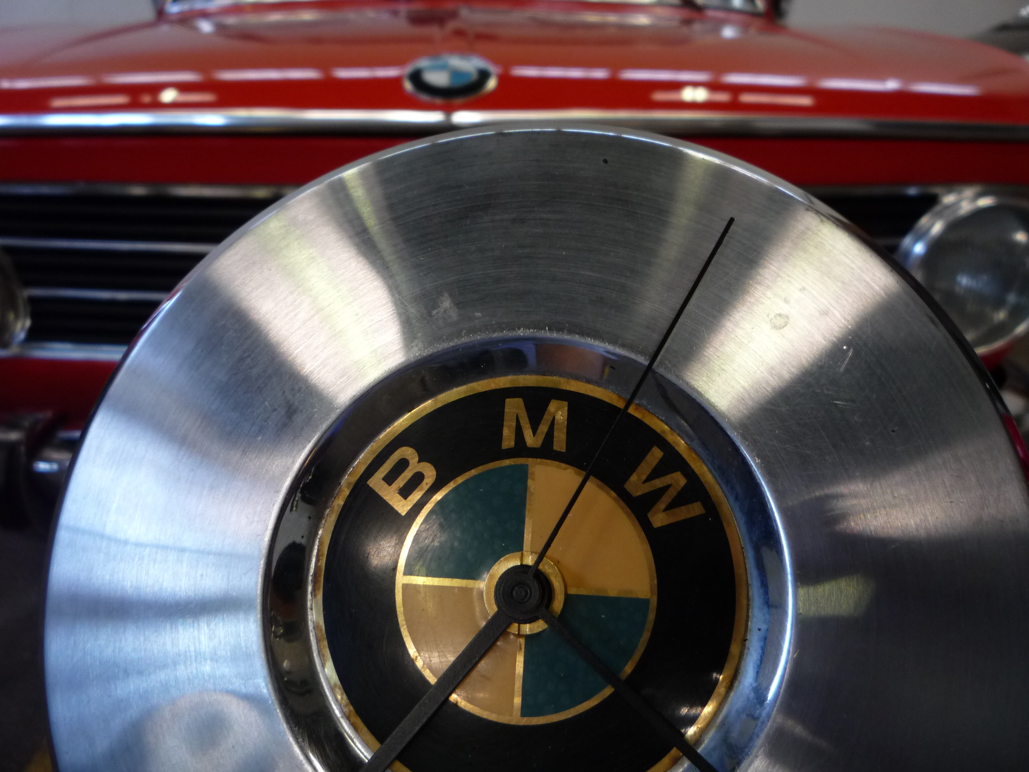 BMW-Uhr