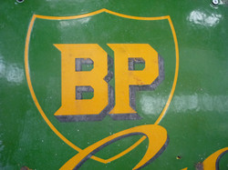 BP Gas Emailschild