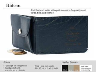 Neu: Rideau Wallet
