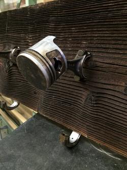 4 Zylinder-Garderobe