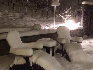 Adirondack im Winter