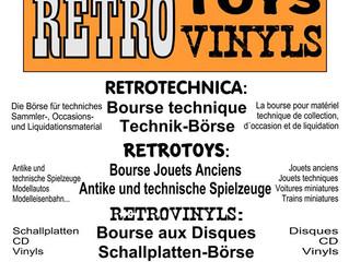 Retro-Technica/-Toys/-Vinyls, Fribourg