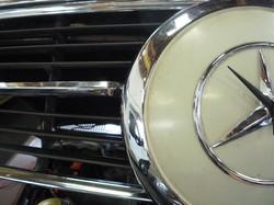 Mercedes-Uhr