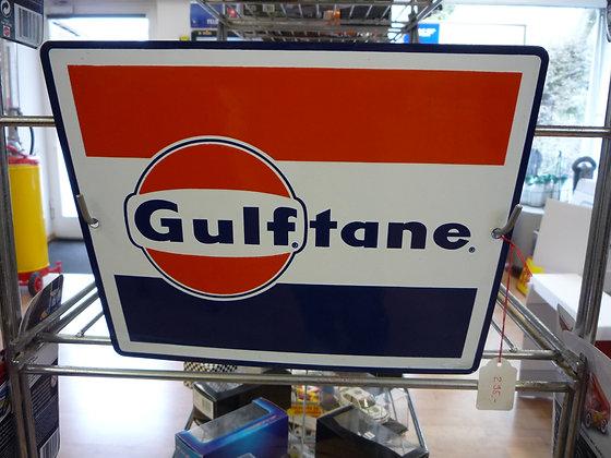 Gulftane-Emailschild