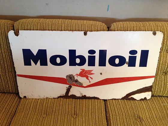 Mobiloil-Emailschild