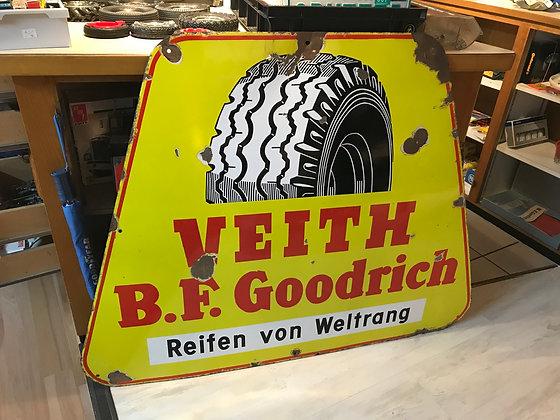 XL-Veith BF Goodrich-Emailschild