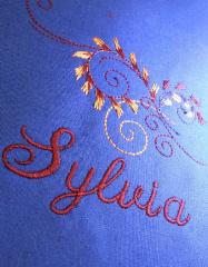 Sylvia's Nähatelier steht auf Mariclaro!!!
