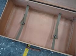 Oldtimer-Koffer (Echt Vulkanfiber)