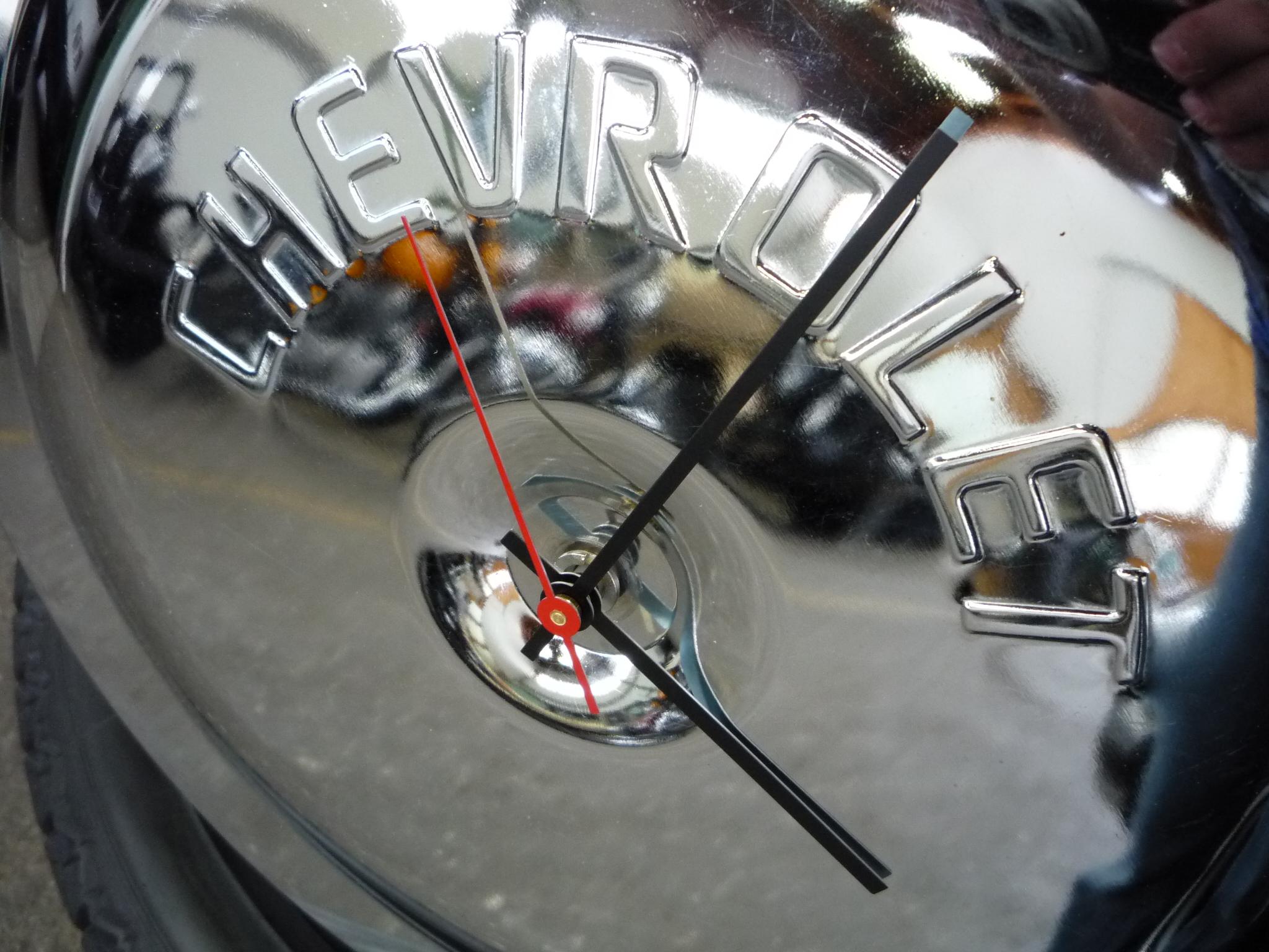 Chevrolet-Uhr