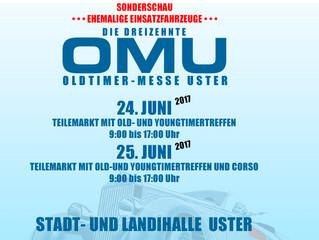 OMU - Oldtimer-Messe Uster