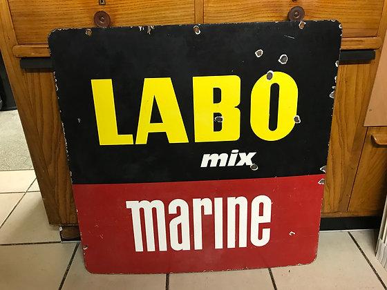 Labo Mix Marine-Emailschild