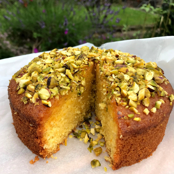 Orange and Almond Cake (Gluten-Free and Dairy-Free)