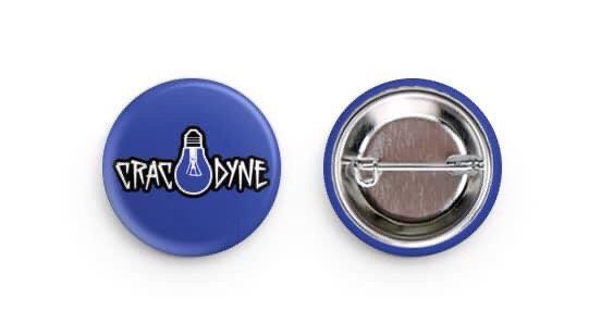 CracOdyne logo button