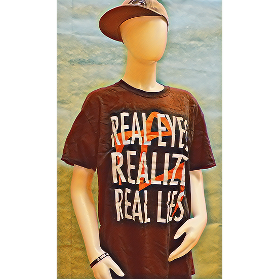 Real Eyes shirt