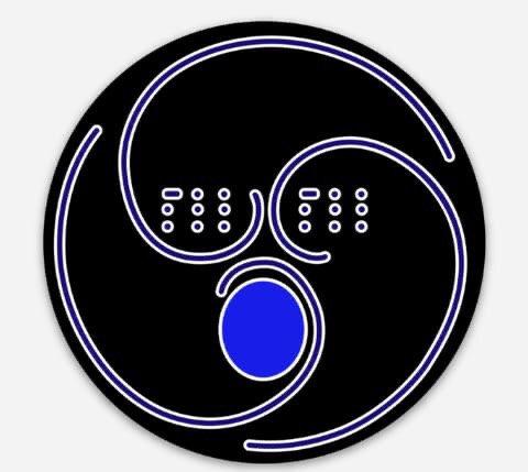 Blue Doom Squad circle
