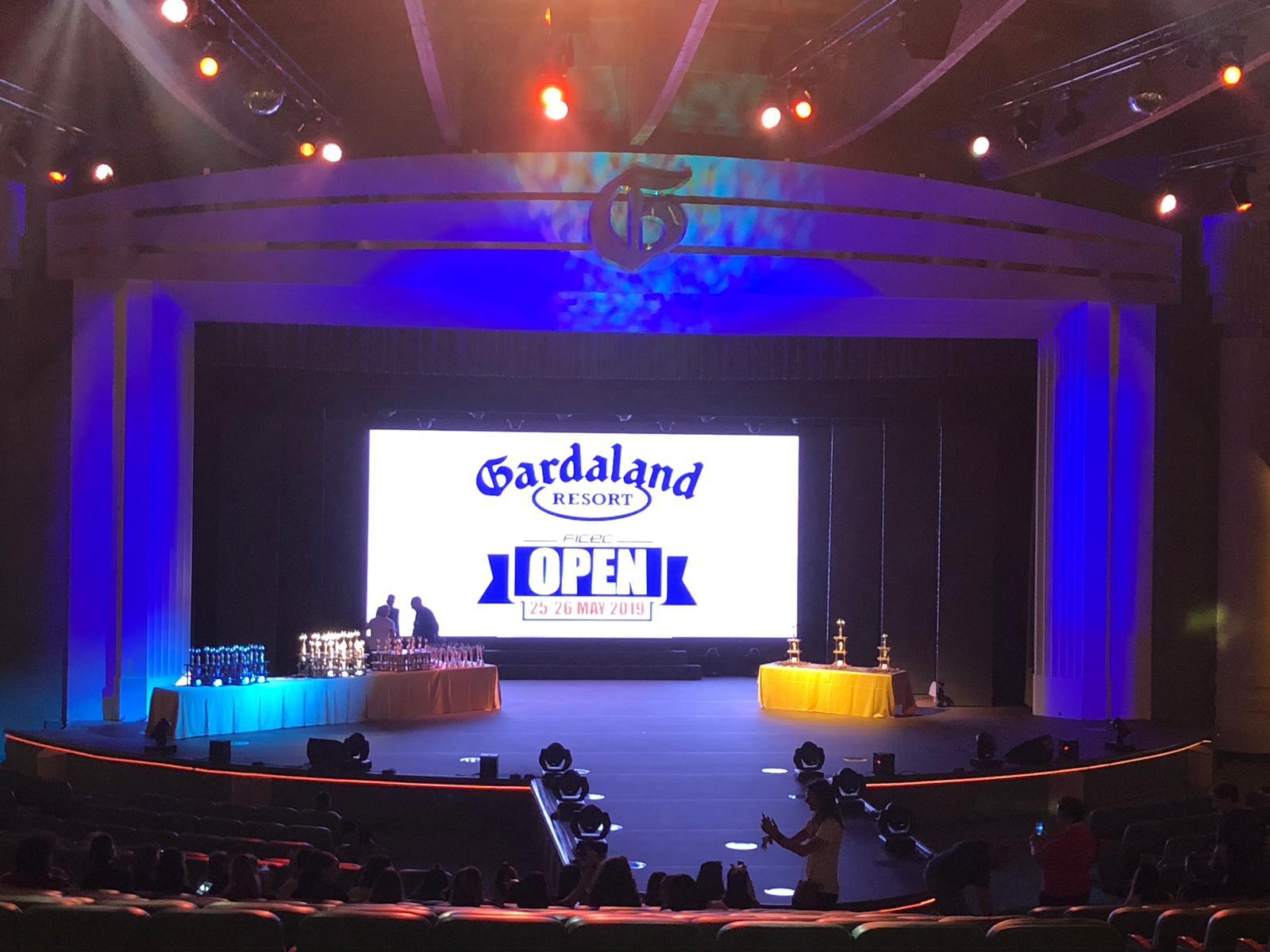 Gardaland Open Italie