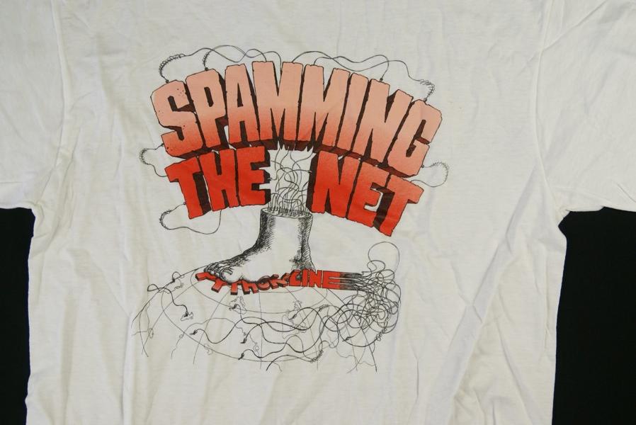 "PythOnline ""Spamming The Net"" TShirt"