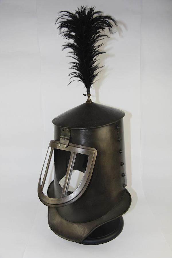 Holy Grail Sir Bedevere Helmet