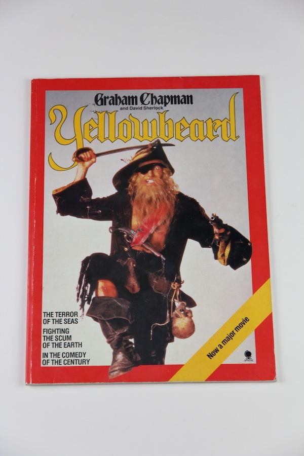 Graham Chapman's Yellowbeard, book