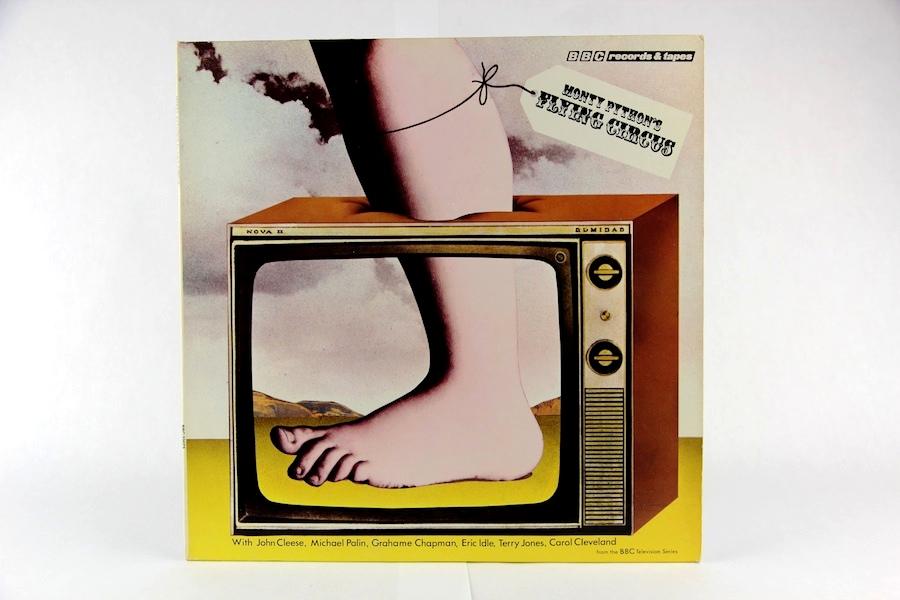 Original Flying Circus LP