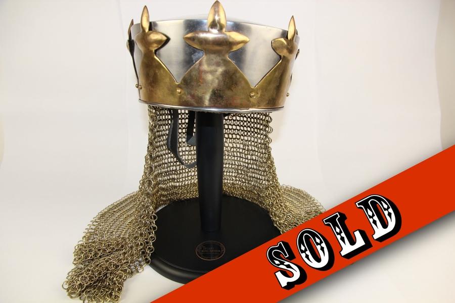 Holy Grail King Arthur's Helmet