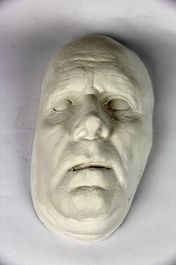 John Cleese Life Mask