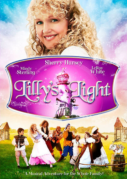 Lilly's Light DVD cover-TOtLE