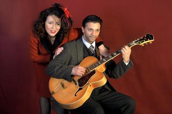 Jazzduo BerlinI Viola & Janko Lauenberger