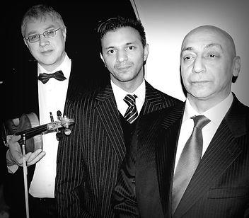 Trio Viola con padrinos instrumental sw.