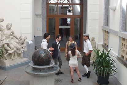 Goldene Zwanziger Band Jazz Hochzeit Gatsby Party