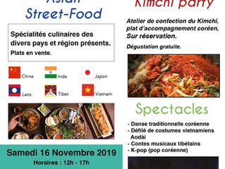 Kimchi Party à la salle Son Tay