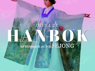 Défilé de Hanboks 한복 패션쇼