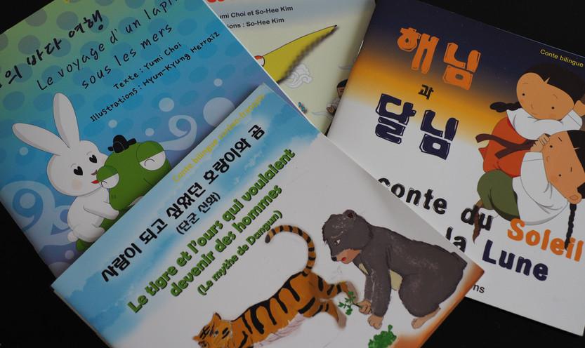 Contes mythologiques coréens