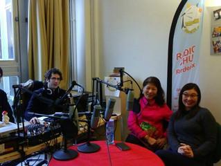 Interview au CHU de Bordeaux. 보르도 대학병원 인터뷰.