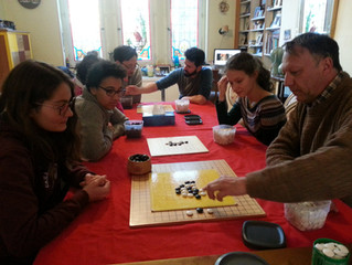Initiation au Baduk (jeu de Go) 2016년 바둑 아뜰리에.